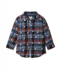 Hatley chlapecká košile tmavě modrá 98