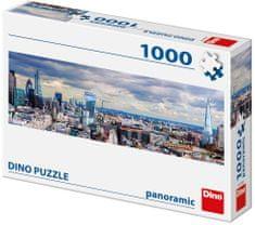 DINO puzzle panoramiczne Widok na Londyn 1000 elementów