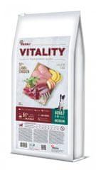 Akinu VITALITY dog adult medium lamb & chicken, 12 kg