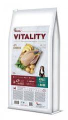 Akinu VITALITY dog adult large chicken, 12 kg