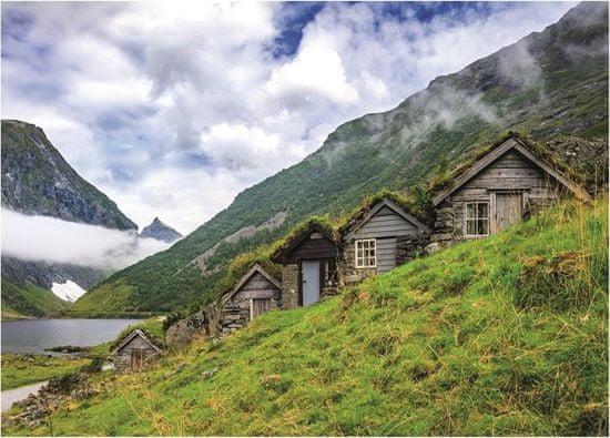 DINO Norangsdalen valley slagalica, 3000 dijelova