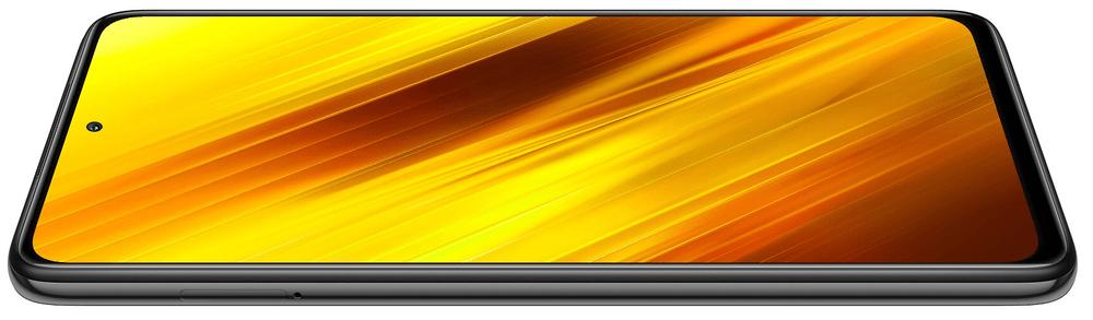 Xiaomi POCO X3 NFC, 6GB/64GB, Shadow Gray - zánovní