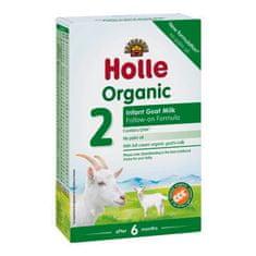 Holle 3x Bio detská mliečna výživa na báze kozieho mlieka, pokračovacie formula 2