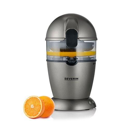 SEVERIN Teljesen automatikus citromprés, kb. 50 W, kb. 200 ml, CP 3537