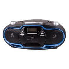 Trevi Przenośny magnetofon kasetowy CMP 574 USB , Przenośny magnetofon kasetowy CMP 574 USB