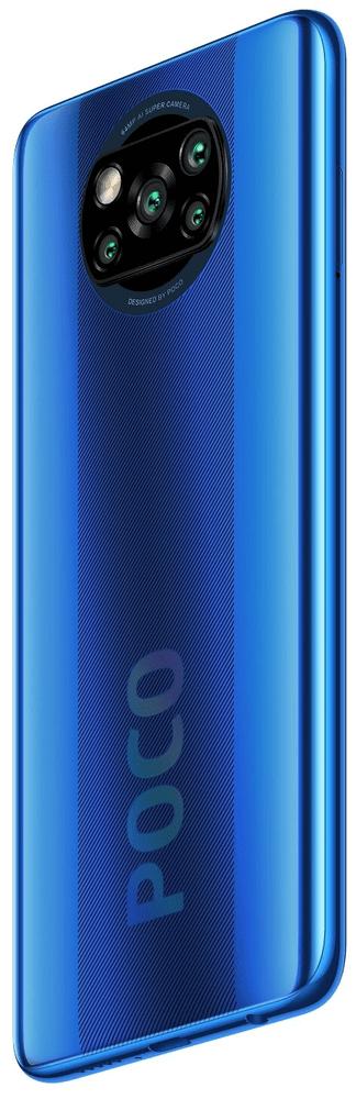 POCO X3 NFC, 6GB/128GB, Cobalt Blue