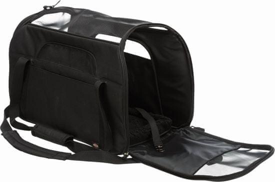 Trixie Transportní taška MADISON 25x33x50cm, černá