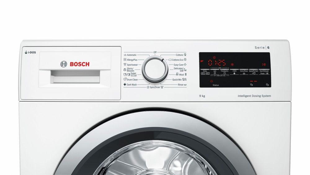Bosch WAU28S60BY + CASHBACK 1500 Kč - zánovní
