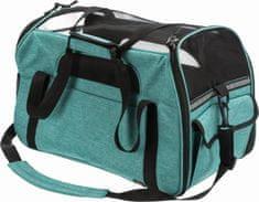 Trixie MADISON kisállat hordozó táska, 25x33x50cm, zöld