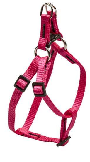 BAFPET ogrlica za pse, jednobojna, roza