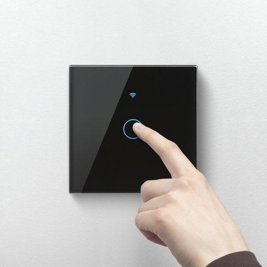 Aluzan Touchlight 01 WiFi, vypínač, Smart Life