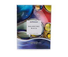 Jeu´Demeure Balancing textilní vyrovnávací maska proti vráskám 25 ml