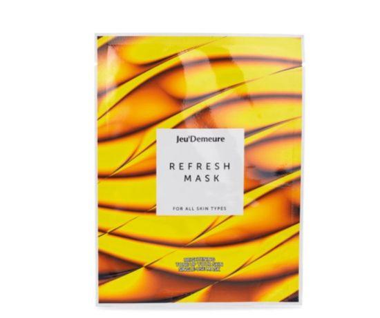 Jeu´Demeure Obnovující textilní maska Refresh 10 x 25 ml