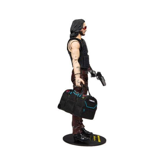 Cyberpunk 2077 - Johnny Silverhand Exkluzív figura (McFarlane, 18 cm)