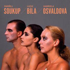 Bílá Lucie: Soukup - Bílá - Osvaldová - CD