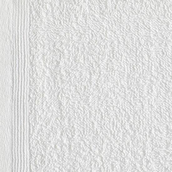 shumee Brisače za goste 10 kosov bombaž 450 gsm 30x50 cm bele
