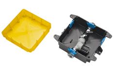Liv Halite set grobe montaže za senzoriko, za pisoar, baterija (223761)