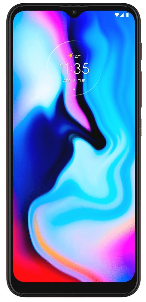 Motorola Moto E7 Plus, 4GB/64GB, Twilight Orange