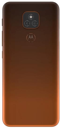 MOTOROLA E7 Plus, 4GB/64GB, Twilight Orange