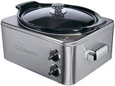 Cuisinart CSC650E električni lonec za počasno kuhanje, 6,5 l