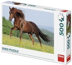Dino Konj na travniku, 500 kosov