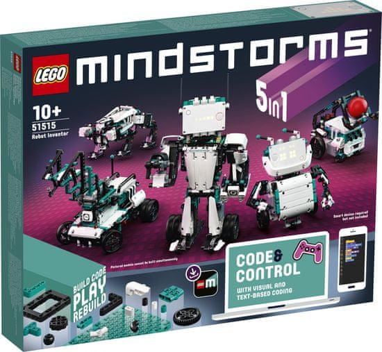 LEGO Izumitelj robotov 51515 Mindstorms