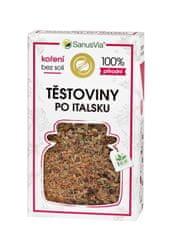 SanusVia Těstoviny po Italsku směs koření 26g