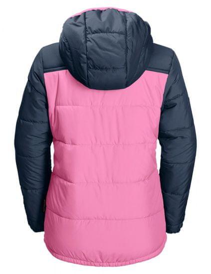 Jack Wolfskin dekliška bunda Three Hills Jacket Kids 1608631-2098
