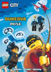 LEGO CITY Dukeova mise