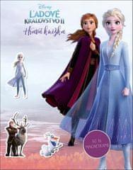 Ľadové kráľovstvo II Hravá knižka