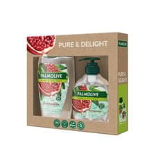 Palmolive Pure Double Pomegranate darilni set, Cee Xmas'20, 2 kos
