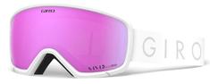 Giro gogle narciarskie, biały