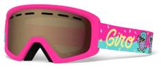 Giro gogle dziecięce Rev AR40, różowy