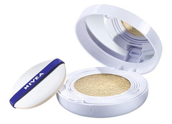 Nivea Ošetrujúce make-up v hubke 3 v 1 Cellular Filler 15 g