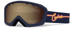 Giro gogle narciarskie Chico AR40, ciemnoniebieski