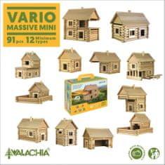 WALACHIA zestaw Vario, 91 elementów