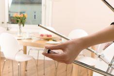 Tesa Ochranné podložky proti poškriabaniu tesa®, plstené podložky proti poškriabaniu, podložky pod stoličky na zníženie hluku