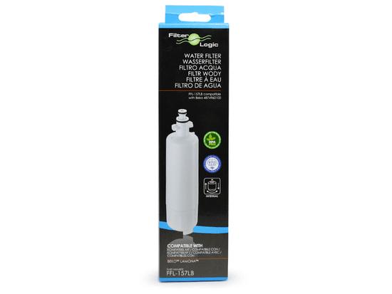 Filter Logic Vodní filtr FFL-157LB pro lednice značky BEKO (náhrada filtru 4874960100)