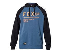 Fox mikina Non Stop Raglan Po Fleece blue steel vel. S