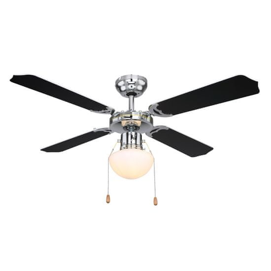 Globo 0309CSW stropní ventilátor CHAMPION s osvětlením