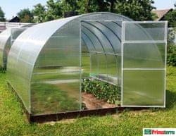 Obloukové skleníky