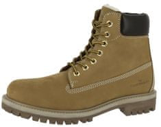 Tom Tailor pánská kotníčková obuv 9089601 42 hnědá