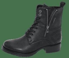 Tom Tailor dámská kotníčková obuv 9095704 37 černá