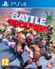 Take 2 WWE 2K Battlegrounds igra (PS4)