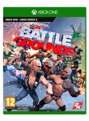 Take 2 WWE 2K Battlegrounds igra (Xbox One)