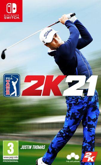 Take 2 PGA Tour 2K21 igra (Switch)