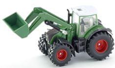 SIKU Farmer 1981 Traktor Fendt s predným nakladačom 1:50