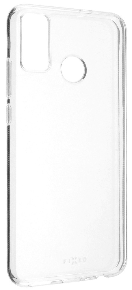 FIXED Ultratenké TPU gelové pouzdro Skin pro Honor 9X Lite, 0,6 mm, čiré FIXTCS-547