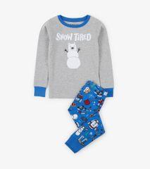 Little Blue House chlapčenské pyžamo, 98, tmavomodré