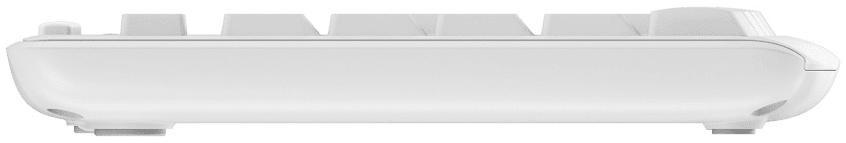 Logitech MK295 Silent Wireless Combo, white, US (920-009824)
